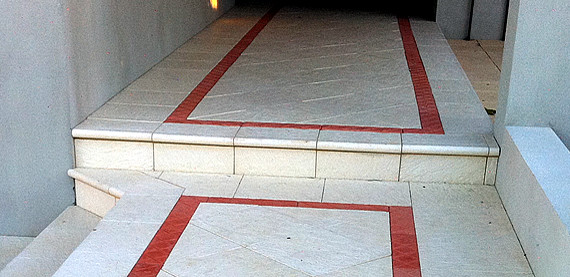 reading stone suppliers limestone pavers perth